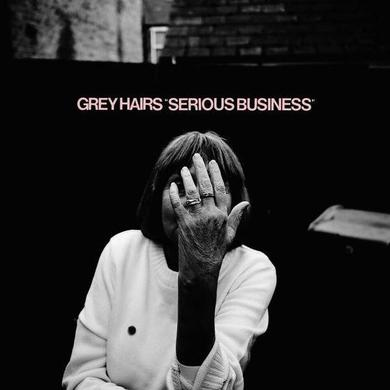 Grey Hairs 'Serious Business' Vinyl Record