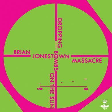 The Brian Jonestown Massacre 'Dropping Bombs On The Sun (UFO Paycheck)' Vinyl Record