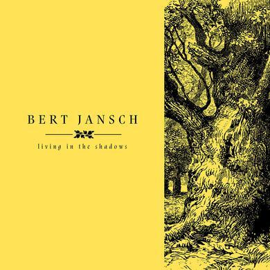 Bert Jansch 'Living In The Shadows' Vinyl Record