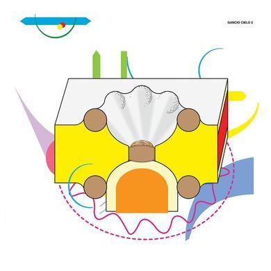 Francesco Cavaliere 'Gancio Cielo 2 - Il Gruppo Respingi Comete' Vinyl Record