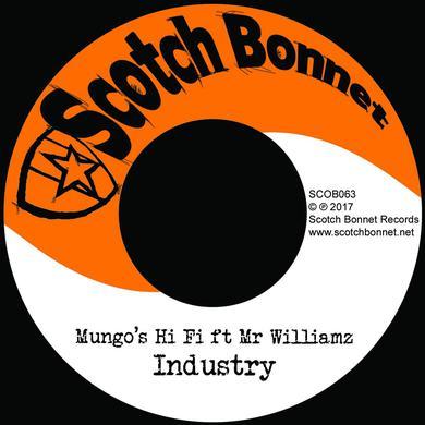 Mungo's Hi Fi ft. Mr. Williamz 'Industry' Vinyl Record