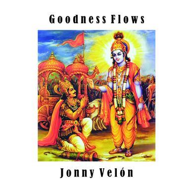 Jonny Velon 'Goodness Flows' Vinyl Record