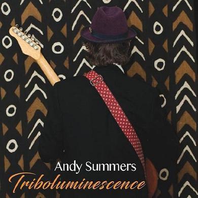 Andy Summers 'Triboluminescence' Vinyl Record
