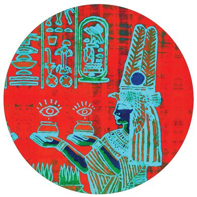Al Lover meets Cairo Liberation Front 'Nymphaea Caerulea EP' Vinyl Picture Disc Vinyl Record