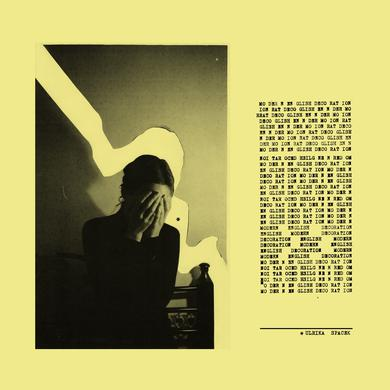 ULRIKA SPACEK 'Modern English Decoration' Vinyl Record
