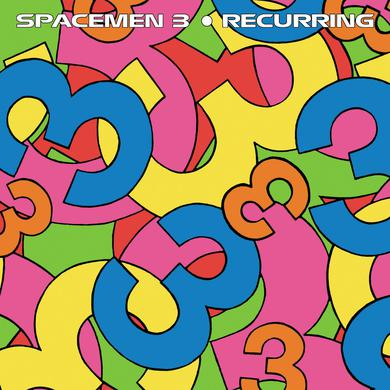 SPACEMEN 3 'Recurring' Vinyl LP - 180g PRE-ORDER Vinyl Record