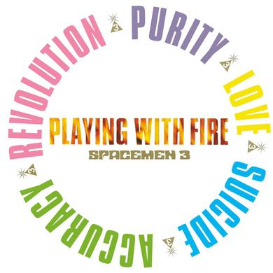 SPACEMEN 3 'Playing With Fire' Vinyl LP - 180g PRE-ORDER Vinyl Record