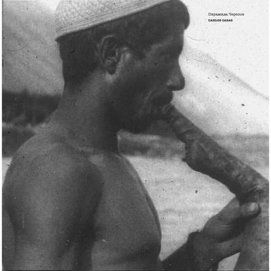 Carlos Casas 'Pyramid of Skulls' Vinyl 2xLP Vinyl Record