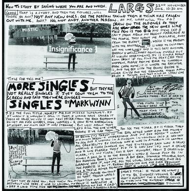 Mark Wynn 'More Singles,...' Vinyl Record