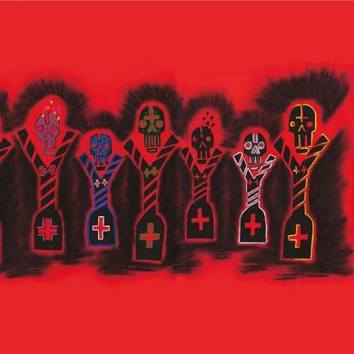 Cut Hands 'Festival Of The Dead' Vinyl Record