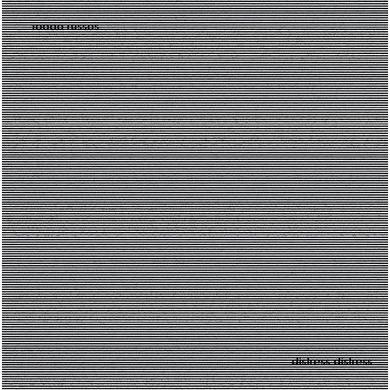 10000 Russos 'Distress Distress' Vinyl Record