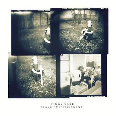 Final Club 'Blank Entertainment' Vinyl Record