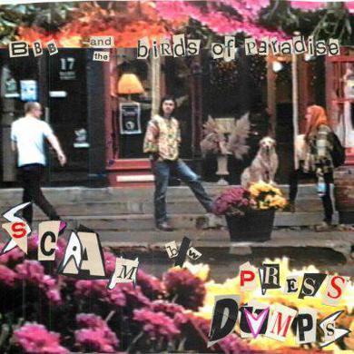 Blanche Blanche Blanche 'Scam / Press Dumps' Vinyl Record