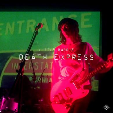 Little Barrie 'Death Express' PRE-ORDER Vinyl Record