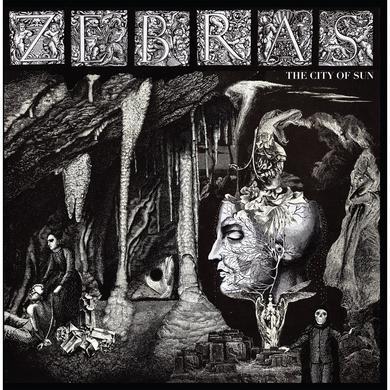 Zebras 'The City Of Sun' Vinyl Record