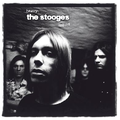 The Stooges 'Heavy Liquid/The Album' Vinyl Record