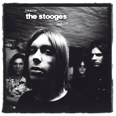 The Stooges 'Heavy Liquid/The Album' Vinyl Record
