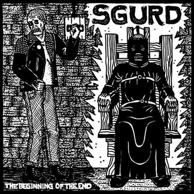 Sgurd ‎'The Beginning Of The End' Vinyl Record