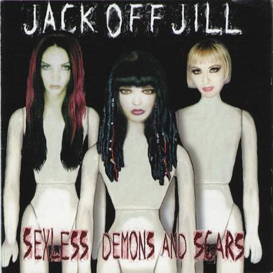 Jack Off Jill 'Sexless Demons & Scars' PRE-ORDER Vinyl Record