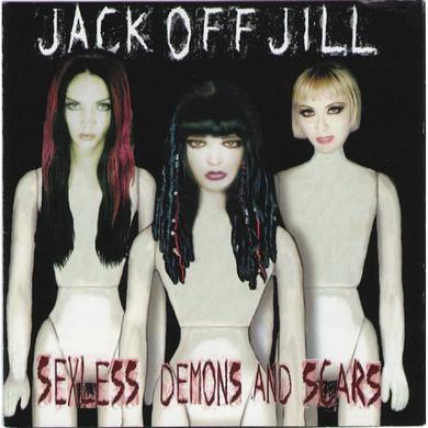 Jack Off Jill 'Sexless Demons & Scars' Vinyl Record