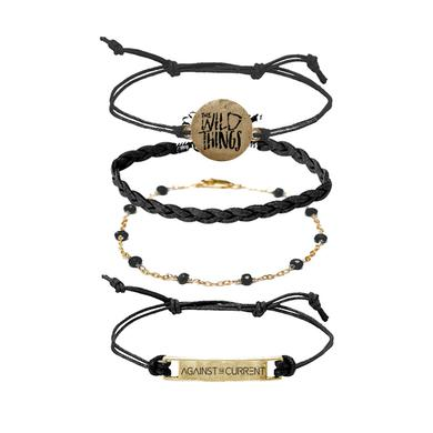 Against The Current In Our Bones Bracelet Pack