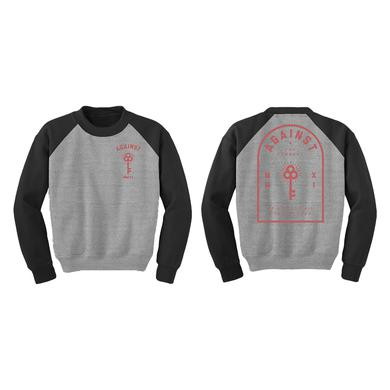 Against The Current Keycrest Crewneck