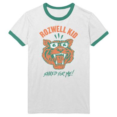 Rozwell Kid - Tiger Shred Ringer Tee
