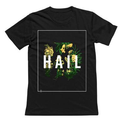 Hail The Sun HTS -  Floral Tee (Black)
