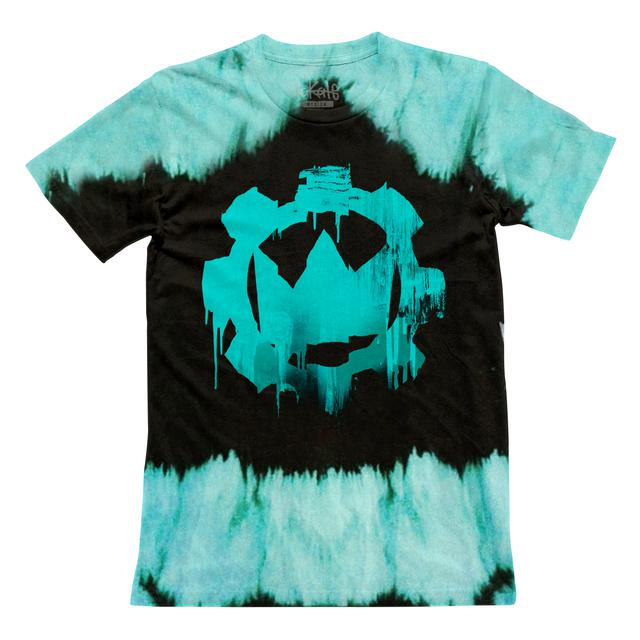 Crown The Empire CTE - Custom Dyed Cog and Crown Tee