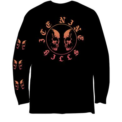 ICE NINE KILLS INK - Dual Skull LS