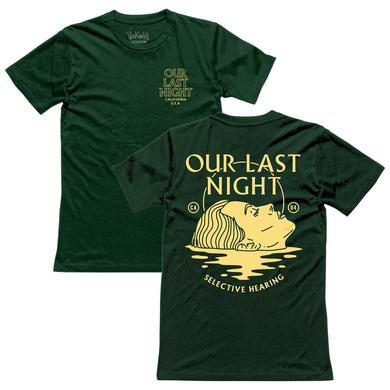 Our Last Night OLN - Drown Tee