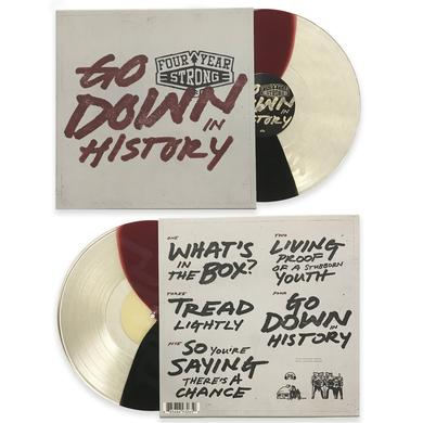Four Year Strong FYS - Go Down In History EP Vinyl