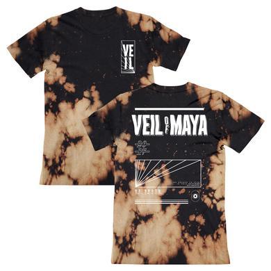 Veil Of Maya VOM - False Idols Bleach Tee