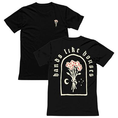 Hands Like Houses HLH - Bouquet Tee (Black)