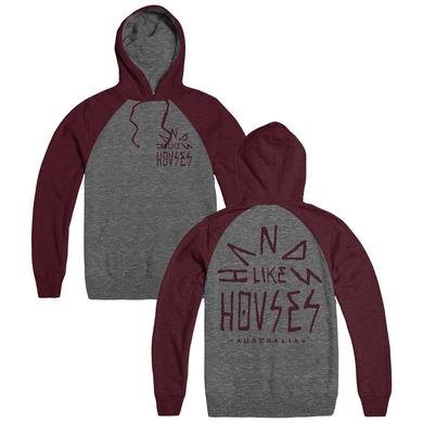 Hands Like Houses HLH - Two Tone Vibes Hoodie