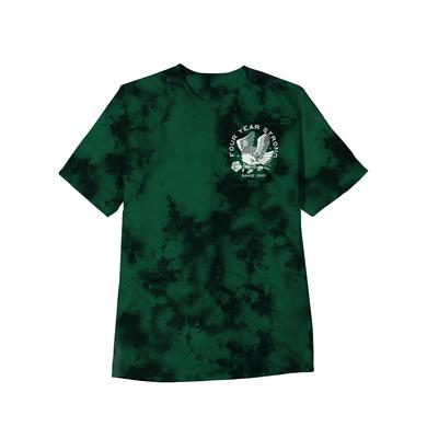 Four Year Strong FYS - Custom Green Dyed Eagle Tee
