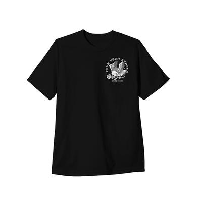Four Year Strong FYS - Black Eagle Tee