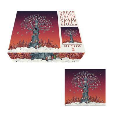 Dance Gavin Dance - Artificial Selection Pre-Order Puzzle/CD Bundle