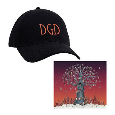 Dance Gavin Dance - Artificial Selection Pre-Order Hat/CD Bundle
