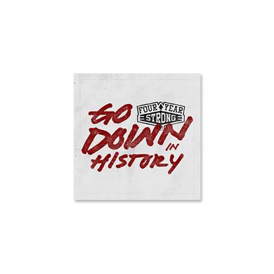 Four Year Strong - Go Down In History CD