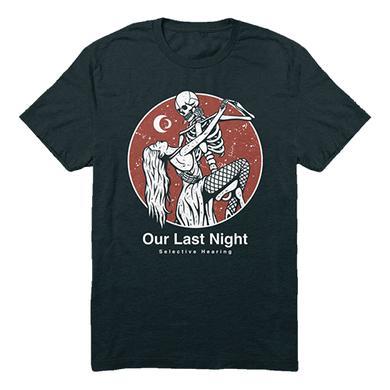Our Last Night OLN - Dancing Skeleton Tee