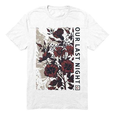 Our Last Night OLN - Red Flowers Tee