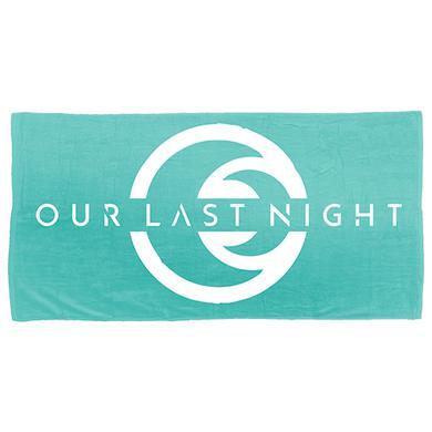 Our Last Night OLN - Velour Beach Towel