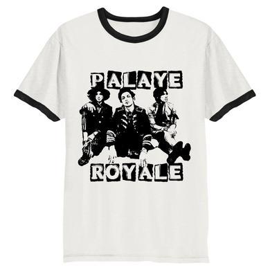 Palaye Royale - Black Ringer Tee