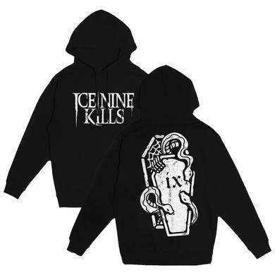 ICE NINE KILLS INK - Coffin Snake Hoodie