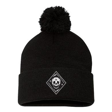 ICE NINE KILLS INK - IX Skull Pom Beanie
