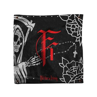 FIT FOR A KING FFAK - Reaper Wall Flag
