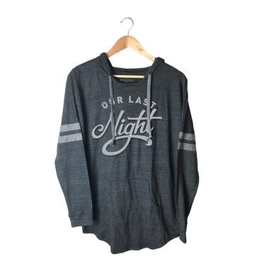 Our Last Night OLN - Charcoal Heather Women's Hoodie