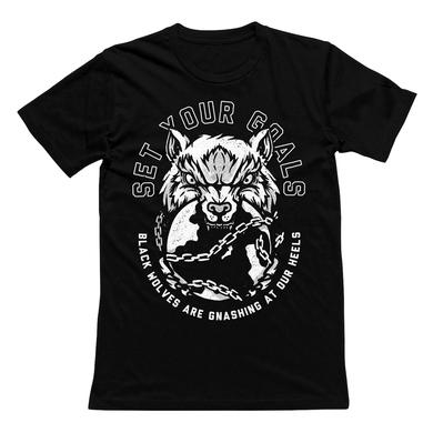Set Your Goals SYG - Wolves Gnashing Tee