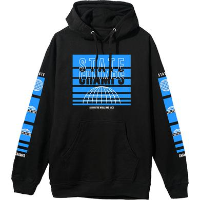 State Champs SC - Around The World Blue Hoodie